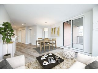 """Photo 4: 3E 199 DRAKE Street in Vancouver: Yaletown Condo for sale in """"CONCORDIA 1"""" (Vancouver West)  : MLS®# R2610392"""