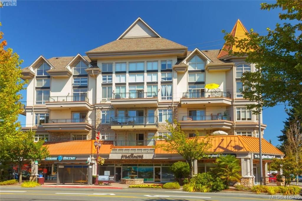Main Photo: 207 866 Goldstream Ave in VICTORIA: La Langford Proper Condo for sale (Langford)  : MLS®# 826815
