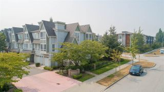 "Photo 1: 20 16388 85 Avenue in Surrey: Fleetwood Tynehead Townhouse for sale in ""Camelot Village"" : MLS®# R2309521"