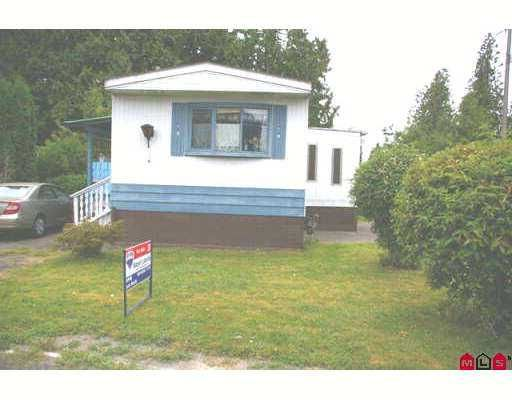 Main Photo: 25 52604 YALE Road in Chilliwack: Rosedale Popkum Manufactured Home for sale (Rosedale)  : MLS®# H2703526