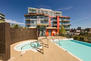 """Photo 21: 807 38 W 1ST Avenue in Vancouver: False Creek Condo for sale in """"THE ONE"""" (Vancouver West)  : MLS®# R2525858"""