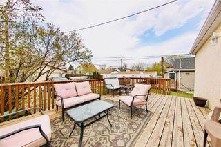 Photo 22: 107 Vivian Avenue in Winnipeg: St Vital Residential for sale (2D)  : MLS®# 202110705
