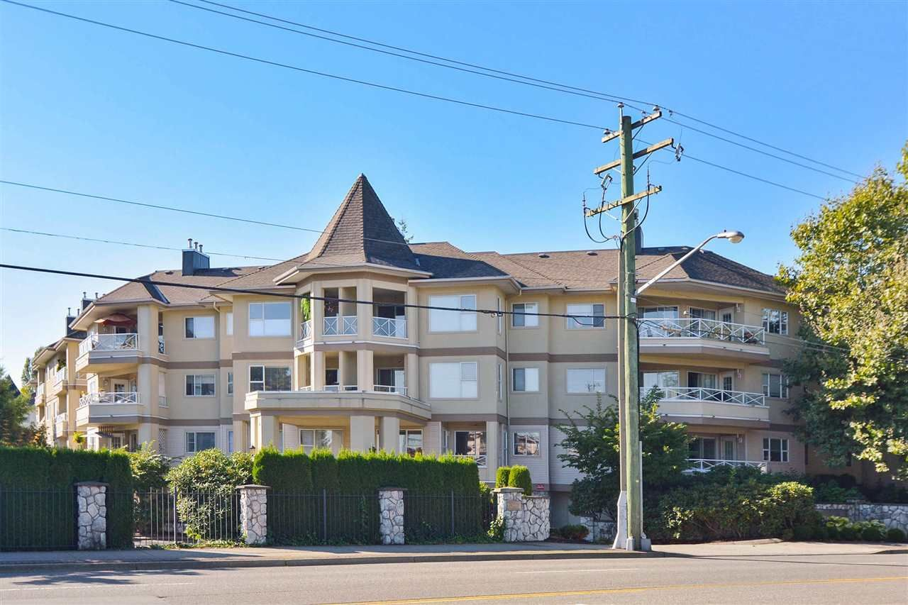 """Main Photo: 307 20120 56 Avenue in Langley: Langley City Condo for sale in """"Blackberry Lane"""" : MLS®# R2211534"""