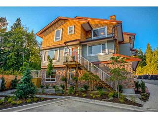 """Photo 2: 55 23651 132 Avenue in Maple Ridge: Silver Valley Townhouse for sale in """"MYRON'S MUSE AT SILVER VALLEY"""" : MLS®# V1132403"""