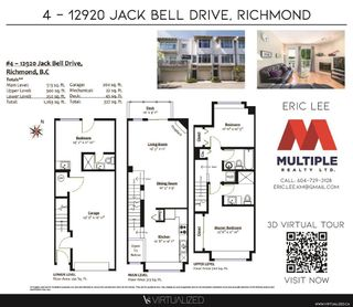 """Photo 24: 4 12920 JACK BELL Drive in Richmond: East Cambie Townhouse for sale in """"MALIBU"""" : MLS®# R2585349"""
