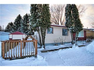 Photo 1: 116 Second Avenue Southwest in St Jean Baptiste: R17 Residential for sale : MLS®# 1630644