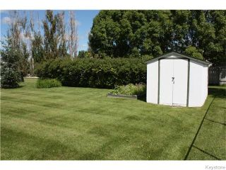 Photo 17: 2 Meadowood Place in Steinbach: Manitoba Other Residential for sale : MLS®# 1620412