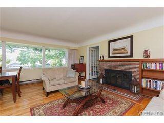 Photo 2: 4527 Duart Rd in VICTORIA: SE Gordon Head House for sale (Saanich East)  : MLS®# 674147