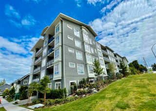 """Photo 2: 317 13628 81A Avenue in Surrey: Bear Creek Green Timbers Condo for sale in """"King's Landing"""" : MLS®# R2591271"""