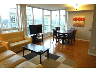"Photo 2: 1703 588 BROUGHTON Street in Vancouver: Coal Harbour Condo for sale in ""HARBOURSIDE PARK"" (Vancouver West)  : MLS®# V1035862"