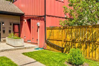 Main Photo: 78 4740 Dalton Drive NW in Calgary: Dalhousie Row/Townhouse for sale : MLS®# A1119826