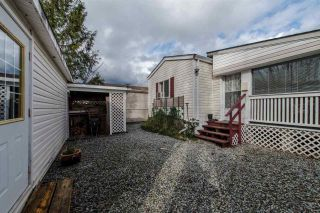 """Photo 19: 29 41168 LOUGHEED Highway in Mission: Dewdney Deroche Manufactured Home for sale in """"OASIS COUNTRY ESTATES"""" : MLS®# R2042355"""