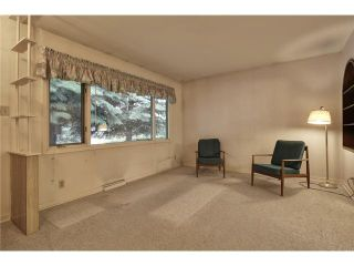 Photo 5: 1 42 Street SW in Calgary: Wildwood Residential Detached Single Family for sale : MLS®# C3634389