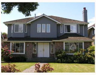 Photo 1: 2978 W 38TH Avenue in Vancouver: Kerrisdale House for sale (Vancouver West)  : MLS®# V653723