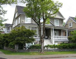 "Photo 1: 105 2588 ALDER Street in Vancouver: Fairview VW Condo for sale in ""BOLLERT PLACE"" (Vancouver West)  : MLS®# V766148"