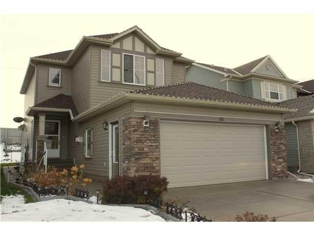 Main Photo: 113 CIMARRON GROVE Close: Okotoks Residential Detached Single Family for sale : MLS®# C3591309