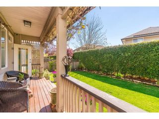 Photo 17: 6 6177 169 STREET in Surrey: Cloverdale BC Townhouse for sale (Cloverdale)  : MLS®# R2364005