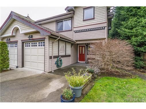 Main Photo: 5 540 Nelson St in VICTORIA: Es Esquimalt Row/Townhouse for sale (Esquimalt)  : MLS®# 705879