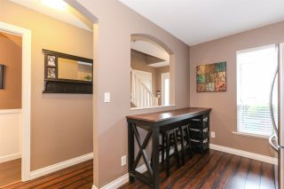 "Photo 9: 25 6513 200 Street in Langley: Willoughby Heights Townhouse for sale in ""LOGAN CREEK"" : MLS®# R2397754"