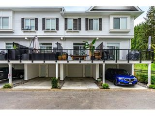 """Photo 30: 64 288 171 Street in Surrey: Pacific Douglas Townhouse for sale in """"The Crossing"""" (South Surrey White Rock)  : MLS®# R2573999"""