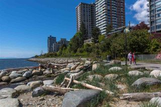 """Photo 31: 405 1930 MARINE Drive in West Vancouver: Ambleside Condo for sale in """"Park Marine"""" : MLS®# R2577274"""