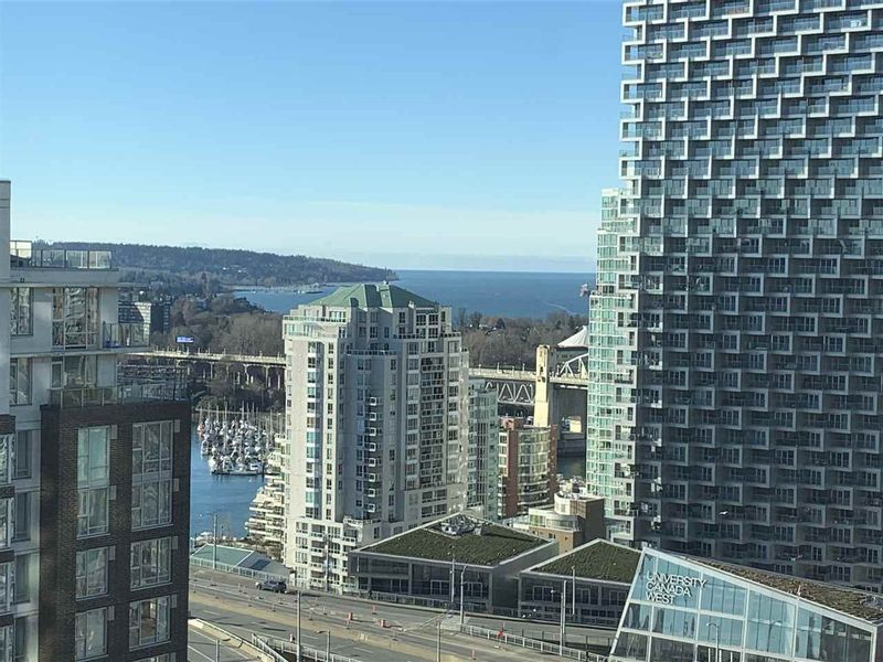 FEATURED LISTING: 2605 - 501 PACIFIC Street Vancouver
