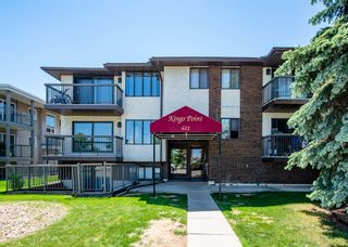 Photo 2: 201 611 67 Avenue SW in Calgary: Kingsland Apartment for sale : MLS®# A1124707
