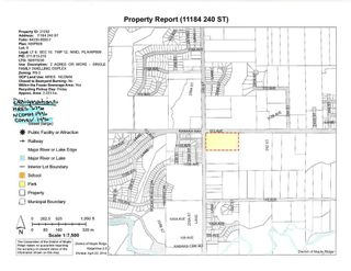 Photo 6: 11184/11154/11080 240th Street in Maple Ridge: Albion Land for sale