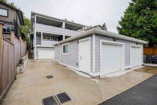 "Photo 39: 1 116 MINER Street in New Westminster: Sapperton 1/2 Duplex for sale in ""Sapperton"" : MLS®# R2585283"