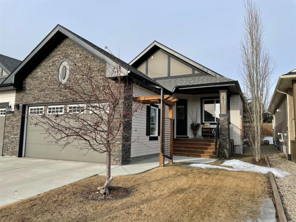 Main Photo: 1947 High Park Circle NW: High River Semi Detached for sale : MLS®# A1080828