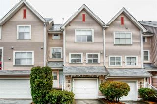 Photo 1: 7 2450 HAWTHORNE Avenue in Port Coquitlam: Central Pt Coquitlam Townhouse for sale : MLS®# R2424534