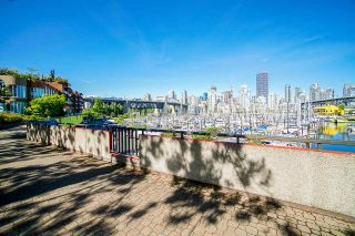 """Photo 37: 108 1450 PENNYFARTHING Drive in Vancouver: False Creek Condo for sale in """"HARBOUR COVE"""" (Vancouver West)  : MLS®# R2459679"""