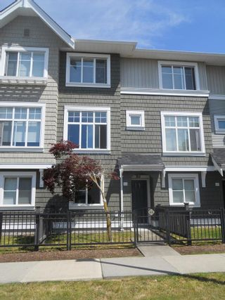"""Photo 1: 44 31098 WESTRIDGE Place in Abbotsford: Abbotsford West Townhouse for sale in """"Westerleigh"""" : MLS®# R2417956"""