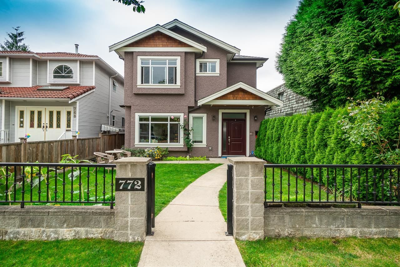 Main Photo: 772 W 68TH Avenue in Vancouver: Marpole 1/2 Duplex for sale (Vancouver West)  : MLS®# R2613293
