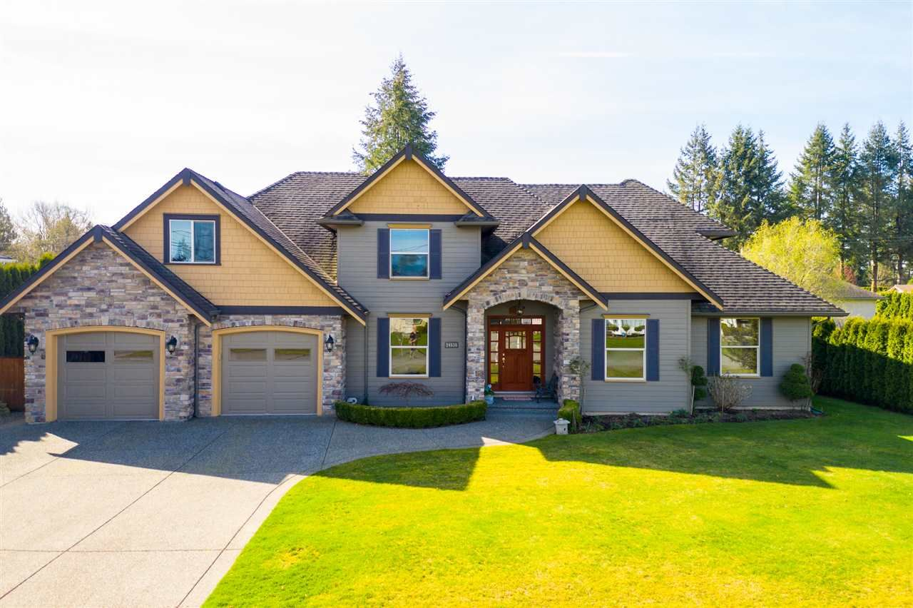 """Main Photo: 24538 56A Avenue in Langley: Salmon River House for sale in """"Salmon River"""" : MLS®# R2357481"""