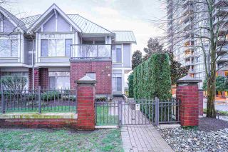 Photo 1: 3 4132 HALIFAX STREET in Burnaby: Brentwood Park Townhouse for sale (Burnaby North)  : MLS®# R2562759