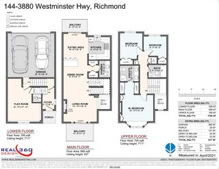 Photo 2: 144 3880 WESTMINSTER HIGHWAY in Richmond: Terra Nova Townhouse for sale : MLS®# R2573549