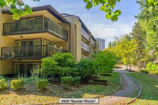 "Photo 32: 609 9867 MANCHESTER Drive in Burnaby: Cariboo Condo for sale in ""Barclay Woods"" (Burnaby North)  : MLS®# R2488451"
