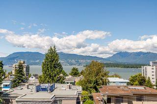 Main Photo: 603 2445 W 3RD Avenue in Vancouver: Kitsilano Condo for sale (Vancouver West)  : MLS®# R2594141