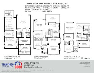 Photo 31: 4005 MOSCROP Street in Burnaby: Burnaby Hospital House for sale (Burnaby South)  : MLS®# R2620048