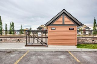 Photo 22: 222 15 Sunset Square: Cochrane Row/Townhouse for sale : MLS®# A1060876
