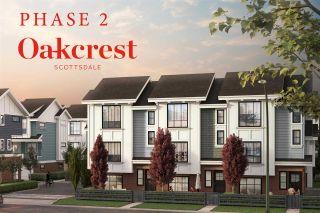 """Photo 3: 42 11556 72A Avenue in Delta: Scottsdale Townhouse for sale in """"Oakcrest"""" (N. Delta)  : MLS®# R2586621"""