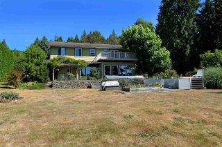 Main Photo: 1881 GRANDVIEW Road in Gibsons: Gibsons & Area House for sale (Sunshine Coast)  : MLS®# R2101665