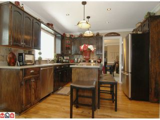 "Photo 4: 3375 197TH ST in Langley: Brookswood Langley House for sale in ""MEADOWBROOK"" : MLS®# F1224556"