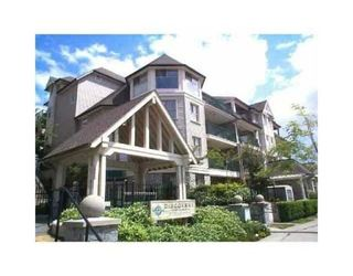 Photo 1: # 202 214 11TH ST in New Westminster: Condo for sale : MLS®# V855628