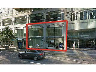 Photo 1: 1178 W PENDER in Vancouver West: Coal Harbour Commercial for sale : MLS®# V4043510