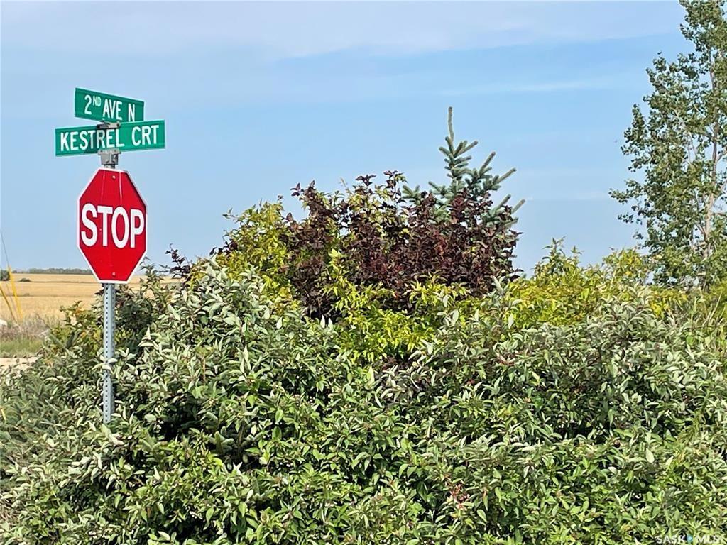 Main Photo: 216 Kestrel Court in Rosthern: Lot/Land for sale : MLS®# SK868374