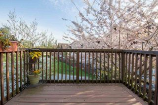 """Photo 1: 113 2000 PANORAMA Drive in Port Moody: Heritage Woods PM Townhouse for sale in """"MOUNTAINS EDGE"""" : MLS®# R2261425"""