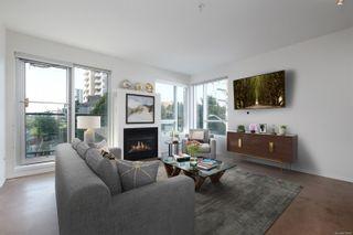 Photo 1: 302 932 Johnson St in Victoria: Vi Downtown Condo for sale : MLS®# 855828