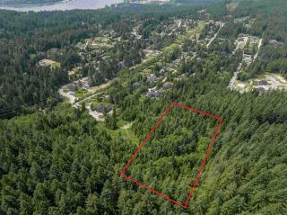 Photo 1: 2982 SUNNYSIDE Road: Anmore Land for sale (Port Moody)  : MLS®# R2532814